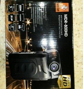 Видерегистратор Full HD MDR-800HD новый в упаковке