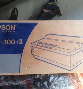 Принтер EPSON матричный новый
