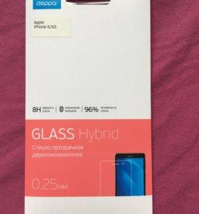 Новое стекло для IPhone 6/6s