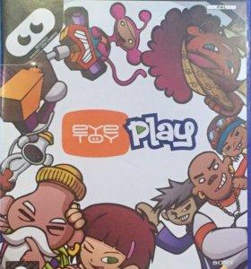 """Игра PlayStation 2 """"eye toy"""""""