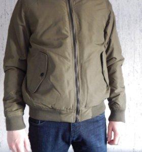 Новая мужская куртка пилот H&M