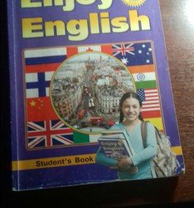 Учебник по английскому Биболетова 6 класс