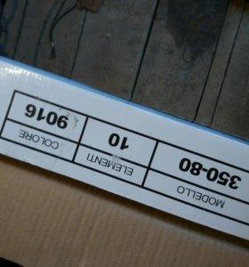 Радиатор биметаллический 350 10 секций Новый