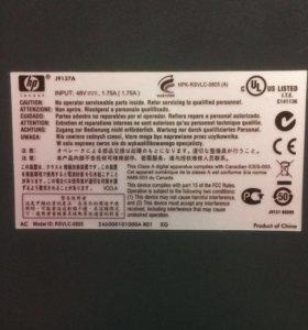 Свитч switch hp procurve networking j9137a