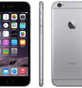 iPhone 6 64 Space Grey