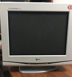 LG Flatron 17