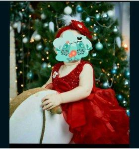 платье, праздничный комплект