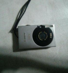 Продам фотоаппарат Canon Digital Ixus 70