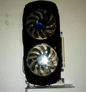 Видеокарта Nvidia GTX 460