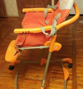 Стульчик для кормления ребёнка Geoby 05Y801. Торг.