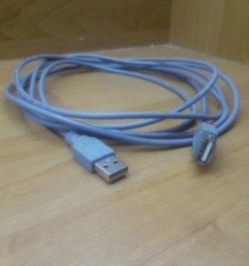 USB удлинитель 3м.