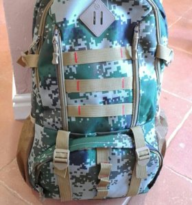 Новый камуфляжный рюкзак