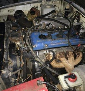 ДВС,двигатель ЗМЗ 406 инжектор