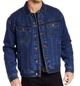 Куртка джинсовая Wrangler Rugged Wear RJK30AN