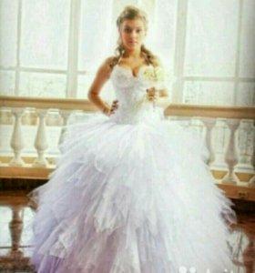 сваденбное платье