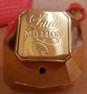 Lady Million Paco Rabanne Оригинал!