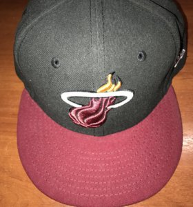Кепочка Miami Heat New Era оригинал