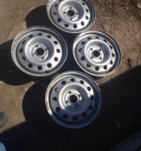 Диски Ford 4*108 R15