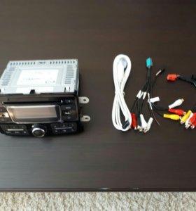 Продам акустическую систему для Рено Логан-Дасте