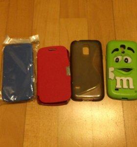 Чехлы для Samsung Galaxy S5 mini/ S4 mini/ S3 mini