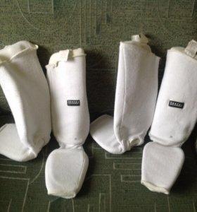 Защита голени-стопы