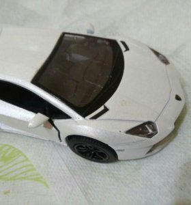 Модель Lamborghini Aventador