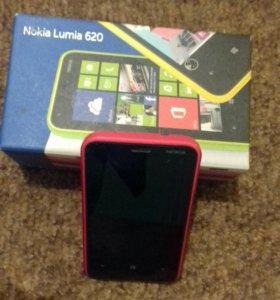 Nokia Lucia 620