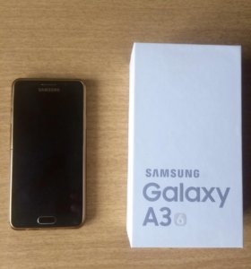 Телефон SAMSUNG A 3(6)