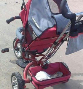 Ведосипед 3-х колёсный детский