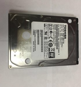 Жёсткий диск Toshiba 1TB