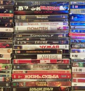 ‼️DVD диски Лицензионные запечатанные! Более 60шт.