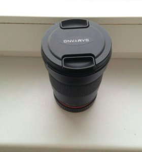 Объектив Samyang MF 35 mm f/1.4 ED AS UMC Canon EF
