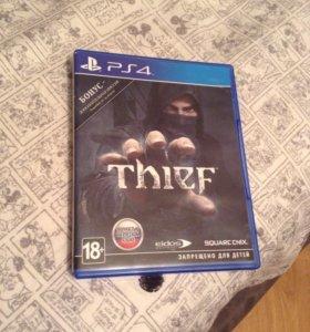 "Игра PS4 ,,Thief"""