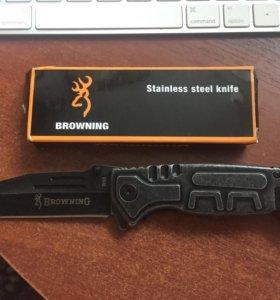 Туристический нож Браунинг Доставка Бесплатно