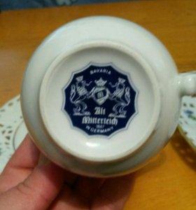 Германский чайный сервиз