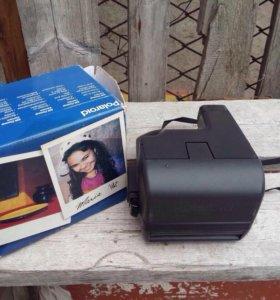Фотоаппарат полароид кассетный( карточный). Новый