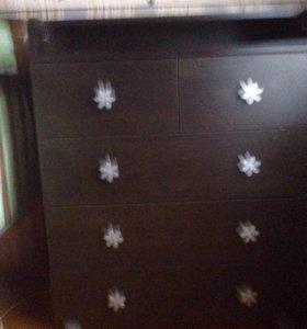Камод с пеленальным столом