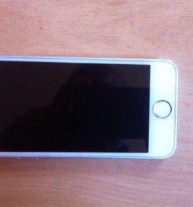 iPhone 5s silver 16g original!!!