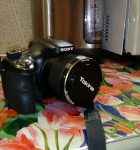 Фотоаппарат Sony H400 суперзум 63x
