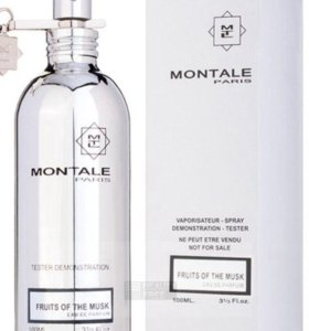 Fruits of the Musk Montale