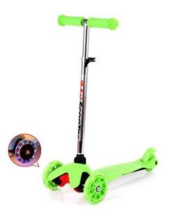Самокат скутер в наличии