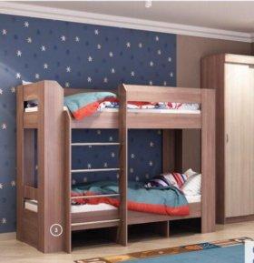 Детская кровать мебель
