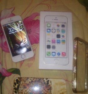iPhone 5s идеальный