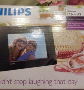 Фоторамка цифровая Philips