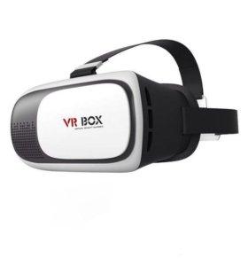 Виртуальные очки 3D VR box