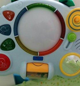 Ночник-игровая панель на кроватку chicco