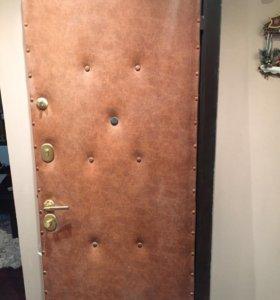 Железная дверь ширина коробки 85 см