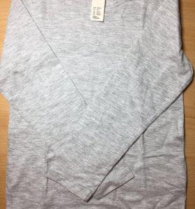Новая футболка лонгслив HM 4-6л