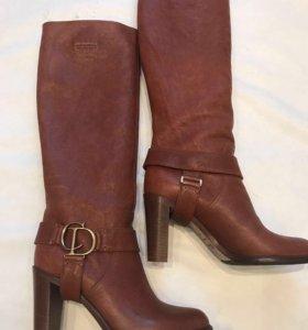 Сапоги брендовые Dior