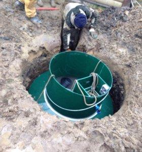 Канализация для дачи Автономная канализация